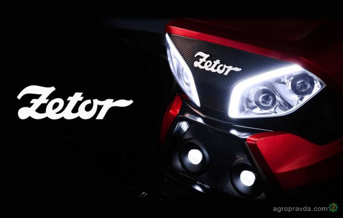 В Украине покажут весь модельный ряд тракторов Zetor