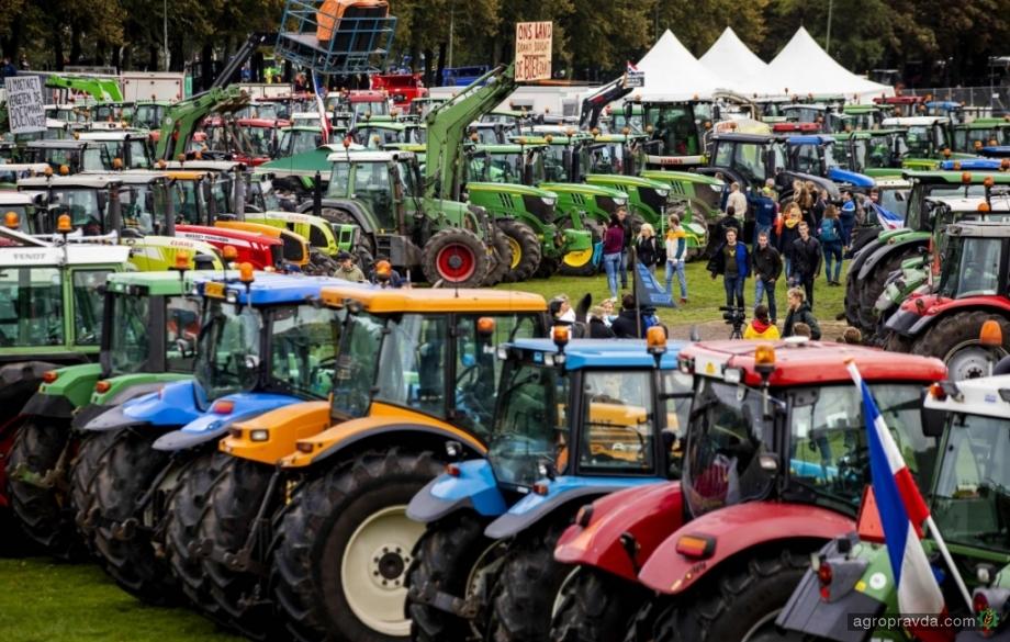 В Европе выросли продажи тракторов