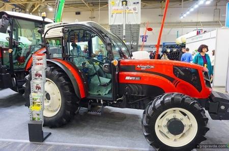 Какие новинки тракторов демонстрировали в Киеве
