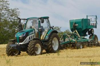 Китайцы начали экспансию на рынок сельхозтехники Европы