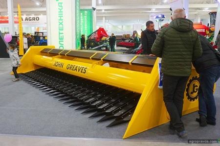 John Greaves представляет сельхозагрегаты на АгроЭкспо-2021