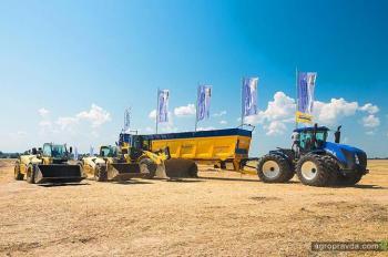 С помощью трактора New Holland установлен новый мировой рекорд