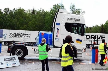 Как выбирали лучшего водителя в Европе