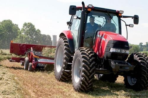 Обзор акциий на технику для аграриев
