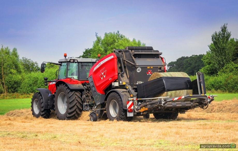 Massey Ferguson представит новые модели на Agritechnica 2019