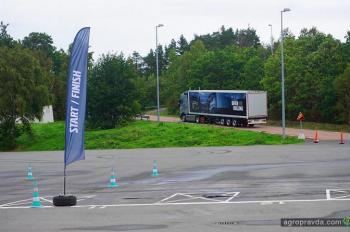 Как определяли самого экономичного в мире водителя Volvo Trucks Driver Challenge