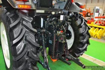 В «Агроспейс» рассказали о новых тракторах Valtra
