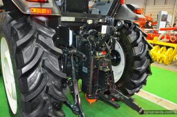 В Украину пришли тракторы Valtra А-серии