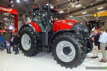 Основные новинки Agritechnica-2015. Трактора