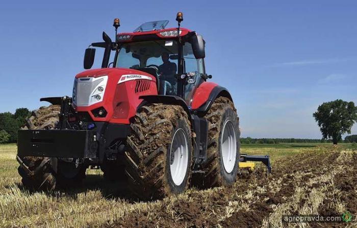 В сегменте мощных тракторов появился новый конкурент