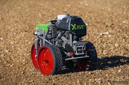 Какие главные инновации нового поколения роботов-аграриев Fendt Xaver