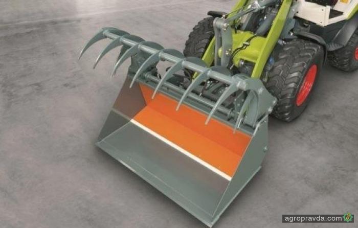 Claas расширил ассортимент навесного оборудования