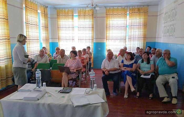 Украинский аграрный лицей откроет новый класс Кировоградской области