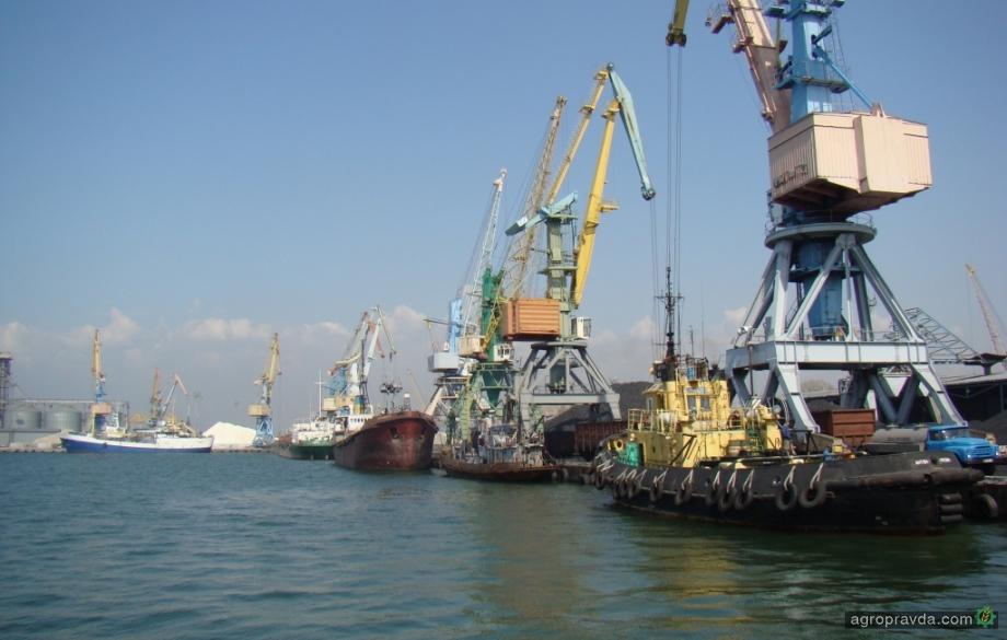 Бердянский порт нацелился на перевалку импортных удобрений