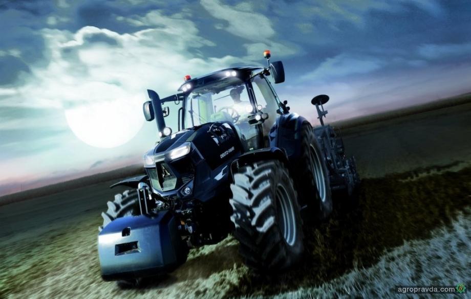 Deutz-Fahr представил новые модели эксклюзивных тракторов