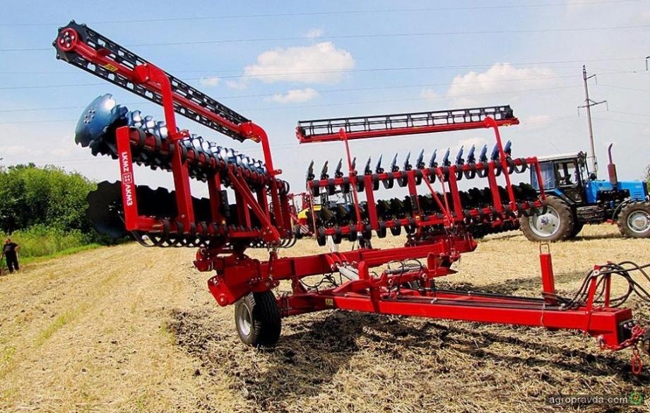 Перечень украинской сельхозтехники для господдержки расширили