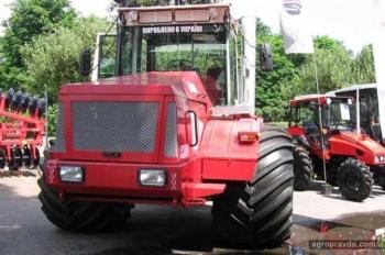 Какие трактора производят в Украине