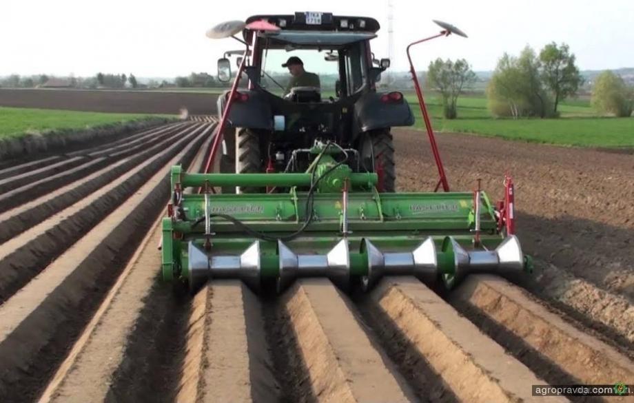 Невероятная сельхозтехника: видео