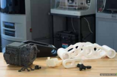 Claas готовится изготавливать запчасти на 3D-принтерах