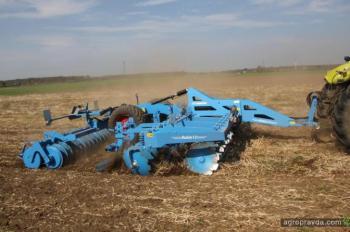 Украинские премьеры на рынке сельхозтехники