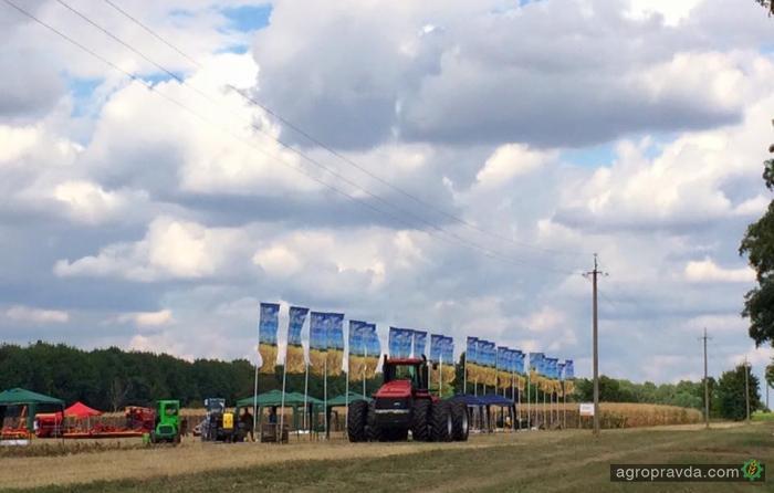 Стартовал День поля в Немецком аграрном центре