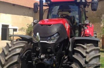Рассекречены новые модели тракторов Case IH и New Holland