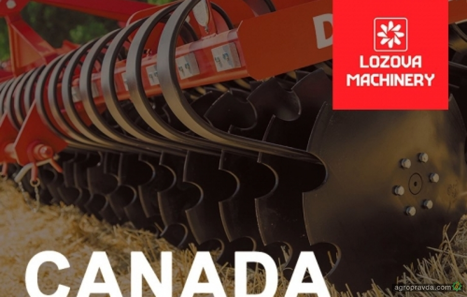 LOZOVA MACHINERY продолжают расширять клиентскую базу в Канаде