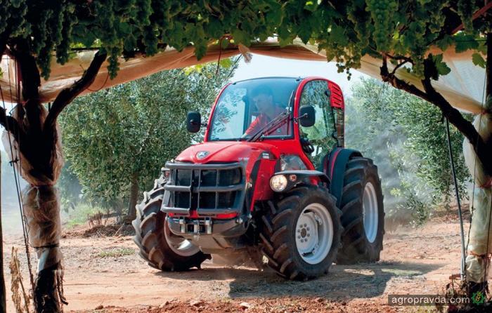 Стали известны претенденты на титул «Трактор года-2016»
