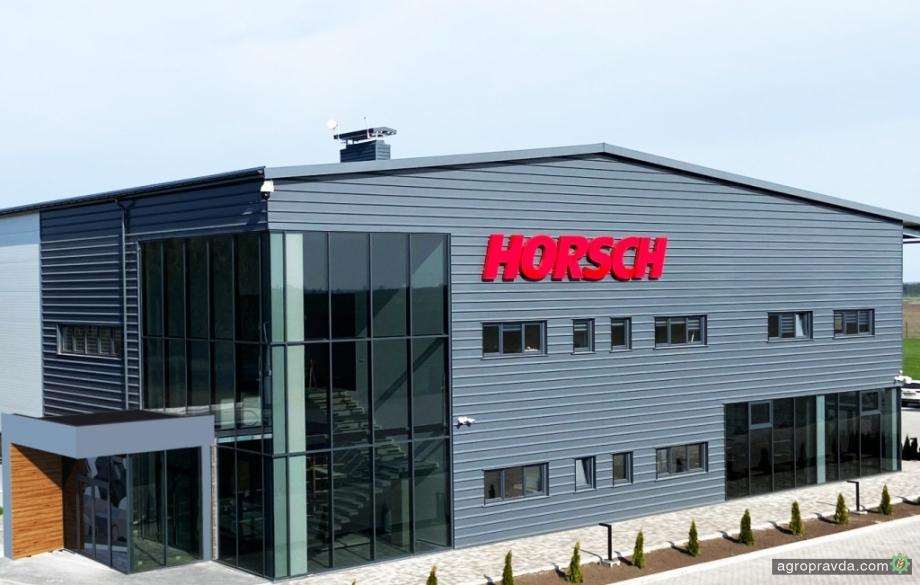Horsch подготовил в Украине площадку для будущего завода