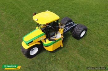 Ploeger представит первую самоходную машину для внесения удобрений
