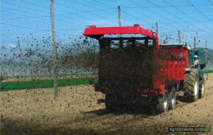Распределители органических удобрений: что есть на рынке