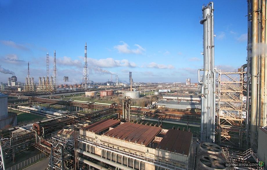 Черкасский «Азот» нарастит производство аммиачной селитры и КАС