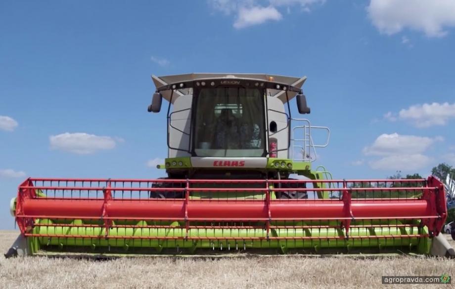 Почему агрохолдинги выбирают технику Claas