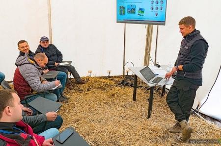 Case IH провел в Украине масштабный тренинг