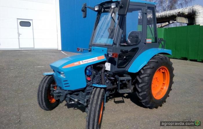 В России выпустили и дешевый и качественный трактор