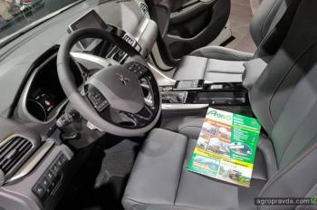 Автомобили для фермеров на Женевском автосалоне. Репортаж