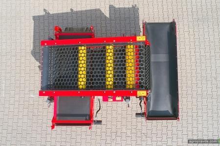 Grimme усовершенствовал сортировочную машину
