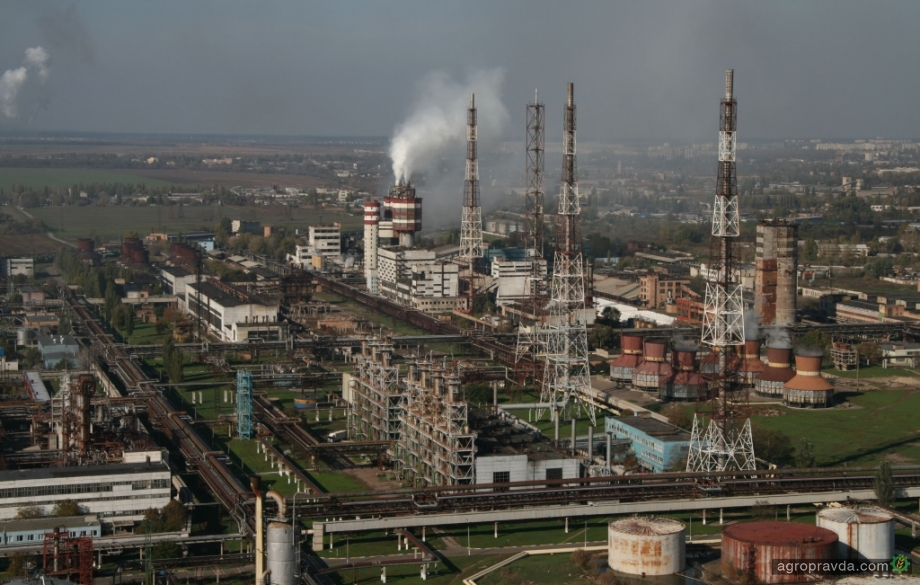 Сколько удобрений произвел Черкасский «Азот» в 2019 г.