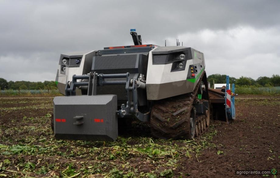 Claas готовится к эре автономных полевых роботов