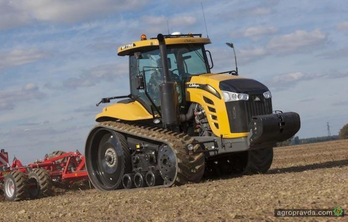 В Украине состоится премьера тракторов серии Challenger Е