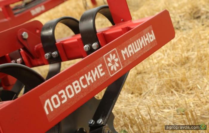 «Лозовские Машины» и HARP представят на выставке энергоэффективную сельхозтехнику
