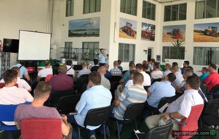 АМАКО начинает серию зимних тренингов по обслуживанию сельхозтехники