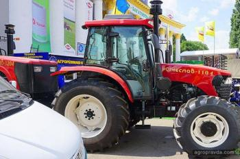 Новый отечественный производитель тракторов представил свои модели