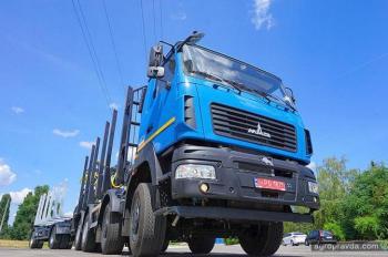 На грузовую технику МАЗ значительно снижены цены