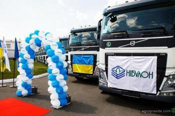В Украине активно обновляется парк зерновозов