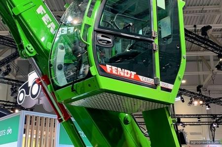Fendt представил на выставке Agritechnica