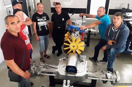 Украинские дилеры New Holland продолжили повышать квалификацию