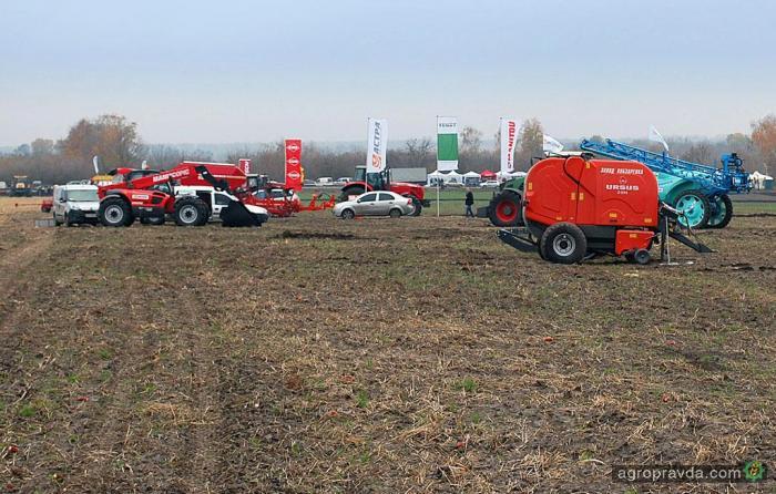 Как производители сельхозтехники пережили 1-е полугодие 2014