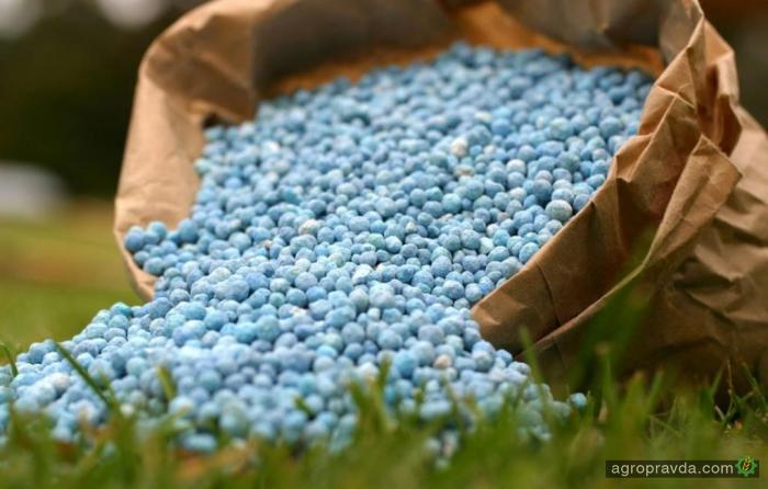 Экспорт азотных удобрений вырос на 67%