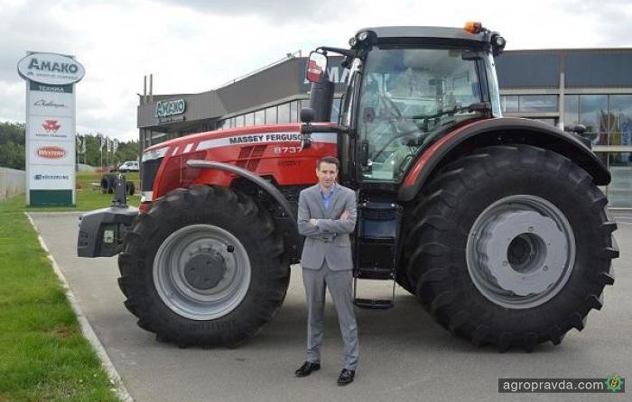 Топ-менеджер АМАКО рассказал о будущем украинского агробизнеса